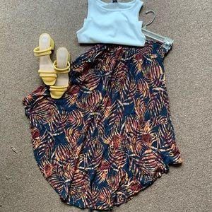 Multi colored Maxi skirt